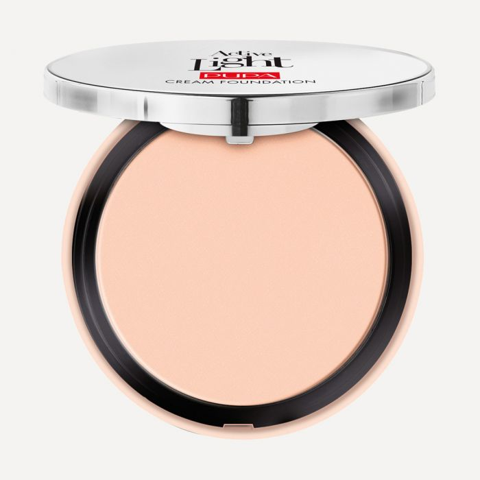 Polvo Light Activating Compact Cream Porcelain