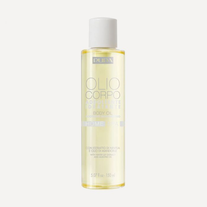 Oleo Corporal Home Spa Body Oil Water Lily Extract
