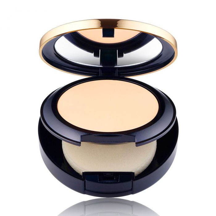 Base Double Wear Stay-in-Place Powder Makeup SPF10 1N1 Ivory N.