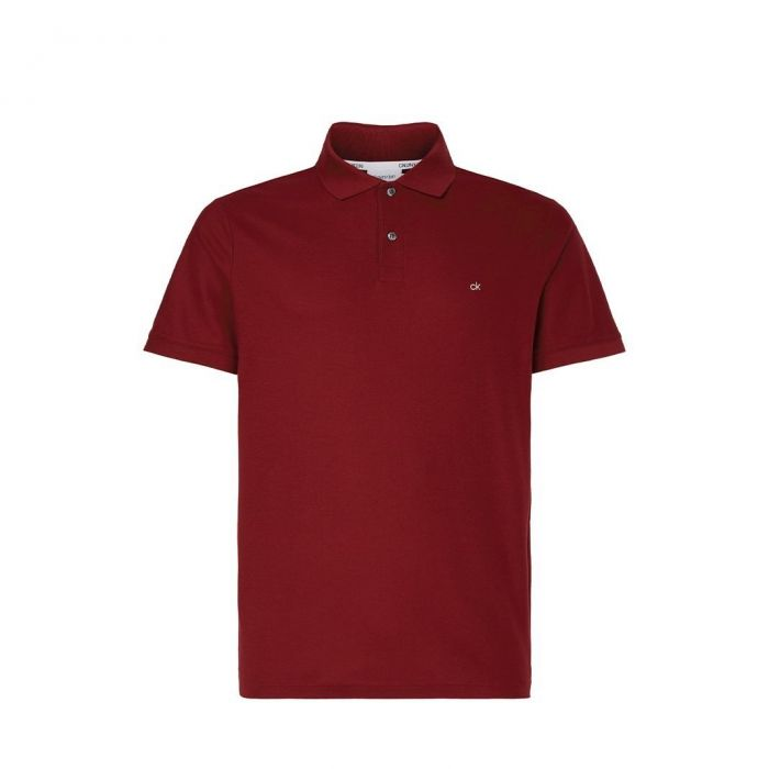 Suéter Polo P/H S/S Tawny Port