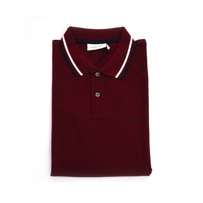 Sueter Polo P/H Iron Red