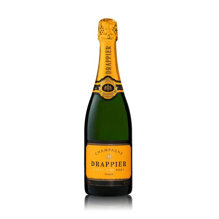 Champagne Drappier Carte D'or Brut 750ml