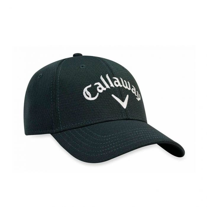 Gorro Performance Side Crested Charcoal